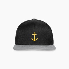 Cool Hipster Anchor (Golden Beach / beach - style) Cappelli & Berretti