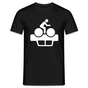 Umsteigen-Herren-T-Shirt - Männer T-Shirt