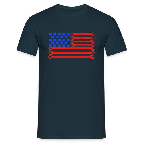 American hand - Maglietta da uomo