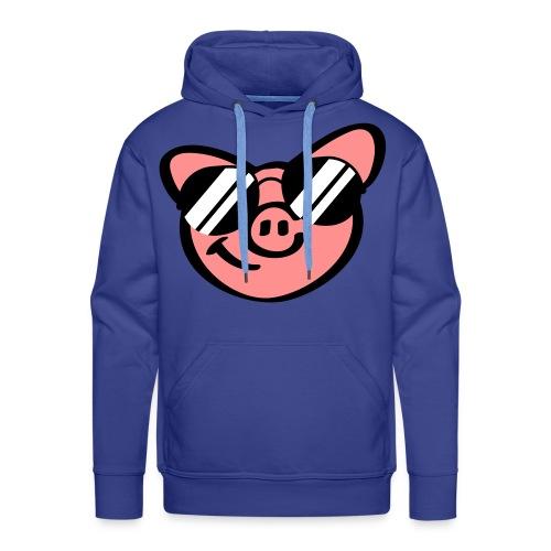 varken zonnebril sweater mannen - Mannen Premium hoodie