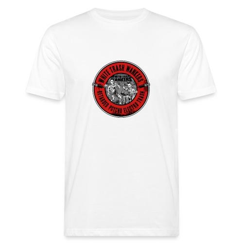 Perverted Psycho Electro Trash - Männer Bio-T-Shirt