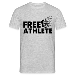 Free Athlete Freedom - Männer T-Shirt