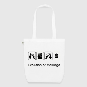 EVOLUTION OF MARRIAGE Borse & zaini - Borsa ecologica in tessuto
