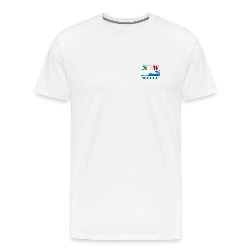 NRW Welle FanShirt - Männer Premium T-Shirt