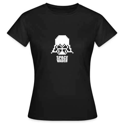Space Vader (Femme) - T-shirt Femme