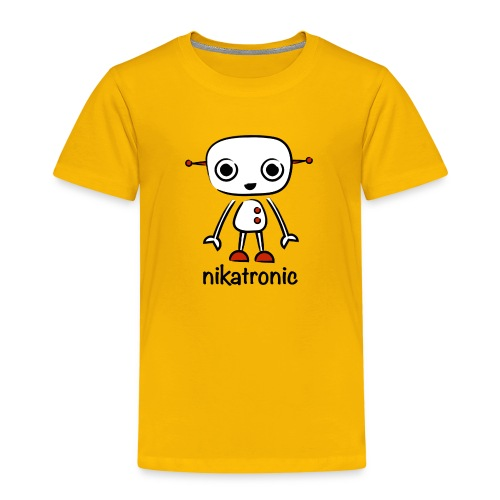 nikatronic kids lux - Kids' Premium T-Shirt