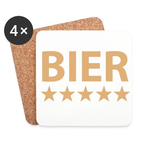 Bier - Onderzetters (4 stuks)