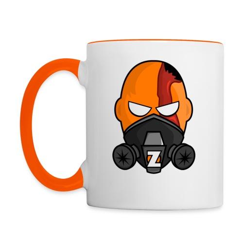 Zombro Kaffekop  - Tofarvet krus