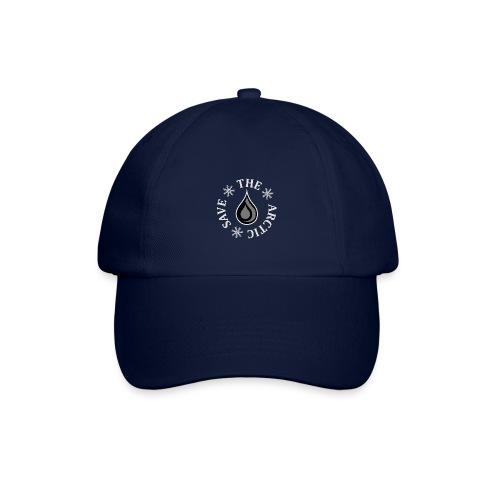 No Arctic Oil - Baseball Cap