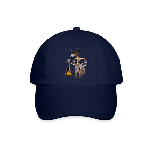 Indo Radio Cap wit/zwart/blauw - Baseballcap