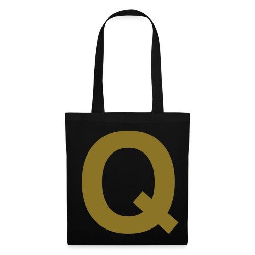 Q-Gangotäschli extravagant - Stoffbeutel