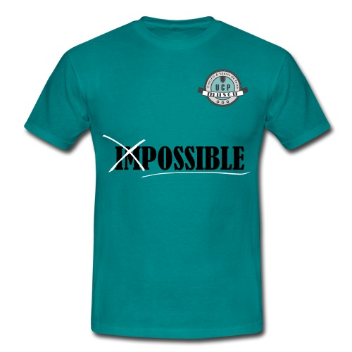 UCP Impossible - T-shirt Homme