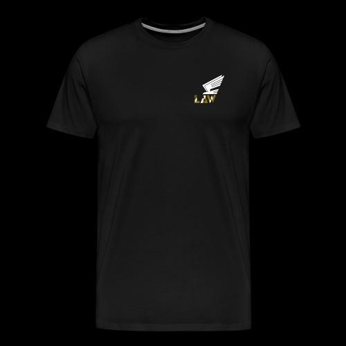 LAW T-Shirt - Männer Premium T-Shirt