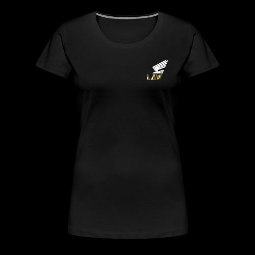 LAW T-Shirt - Frauen Premium T-Shirt
