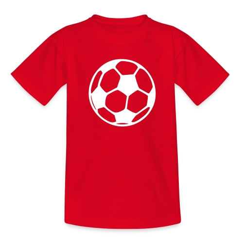 Youth Football Tee - Teenage T-Shirt