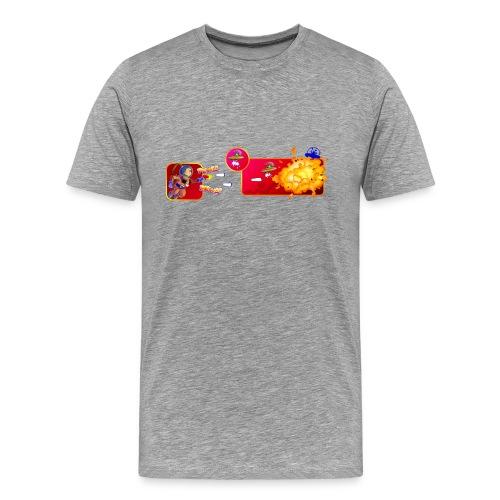 pew pew!! - Men's Premium T-Shirt