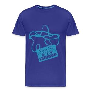 Muziek - Mannen Premium T-shirt