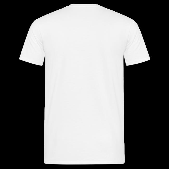 Dream Harvest - Monster Logo White Mens / Unisex T-Shirt