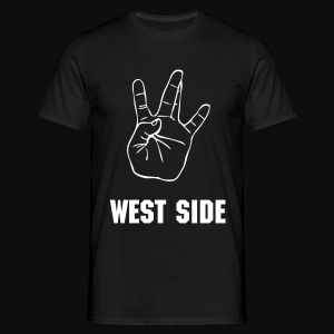 WEST SIDE  - T-shirt Homme