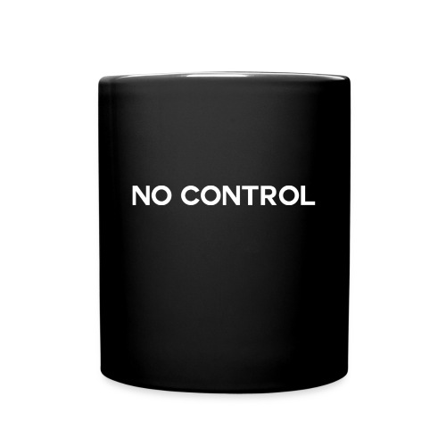 No Control mug - Full Colour Mug