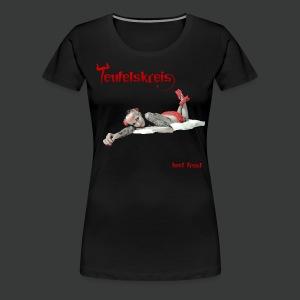 Teufelskreis - Lust Frust - Frauen Premium T-Shirt