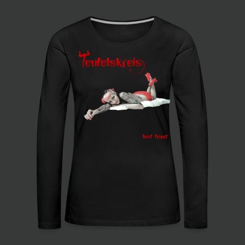 Teufelskreis - Lust Frust - Frauen Premium Langarmshirt