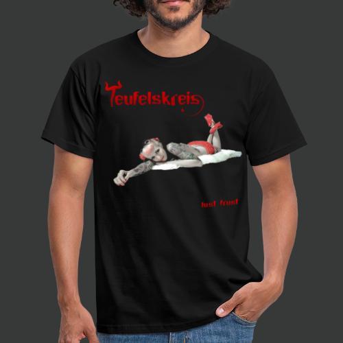 Teufelskreis - Lust Frust - Männer T-Shirt