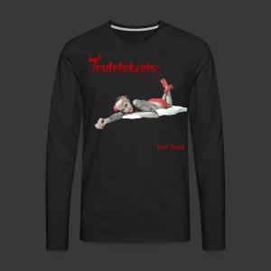 Teufelskreis - Lust Frust - Männer Premium Langarmshirt