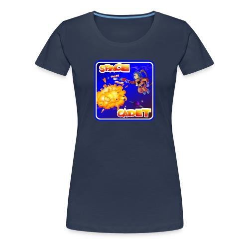Space Cadet - Women's Premium T-Shirt