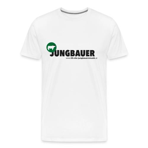 Herren-Shirt Jungbauer - Männer Premium T-Shirt