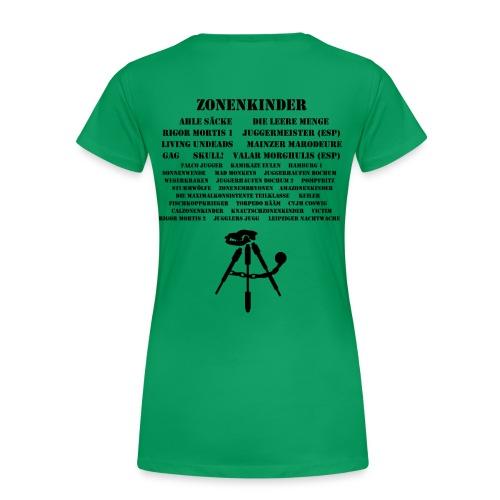 TM 2015 - Frauen Premium T-Shirt