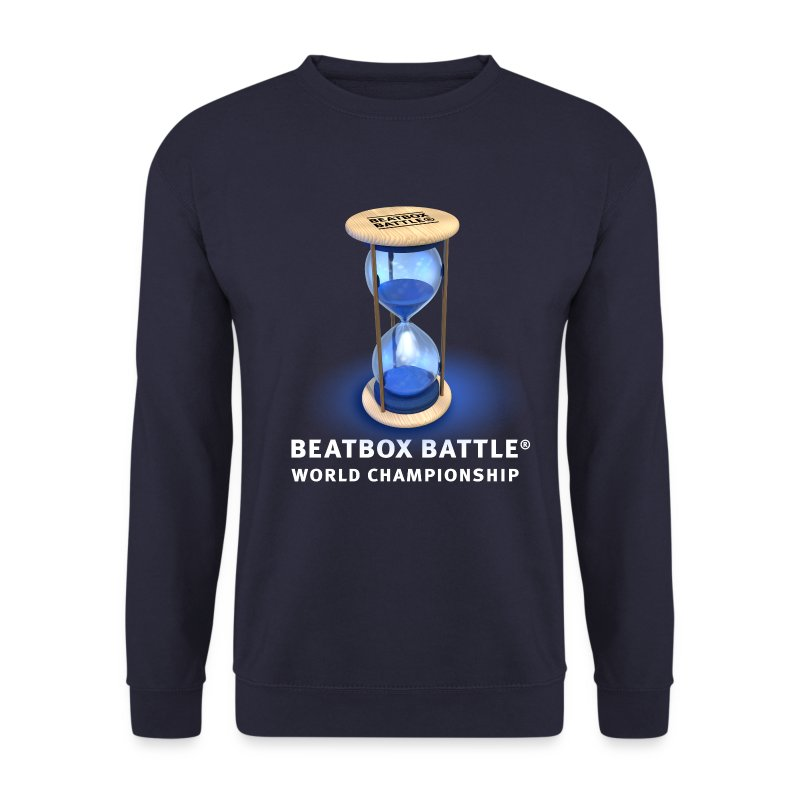 Sweatshirt: Hourglass - Men's Sweatshirt