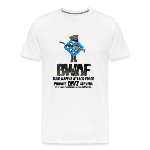 BWAF Z Original tshirt - Men's Premium T-Shirt