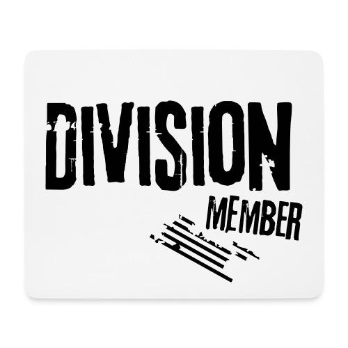 Division Mousepad - Mousepad (Querformat)