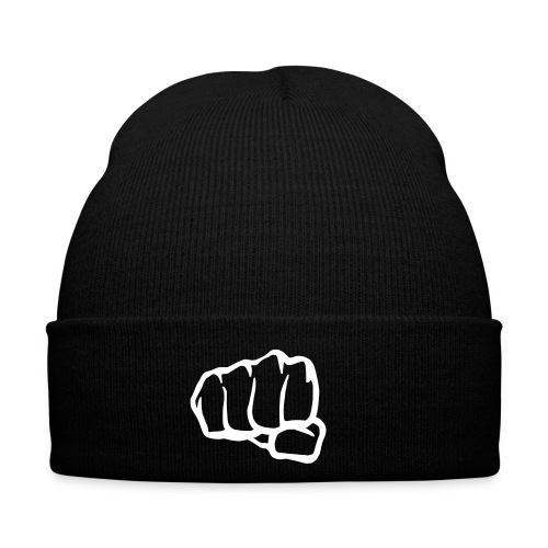 Mütze-Schwarz - Wintermütze
