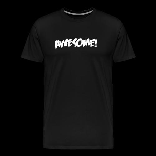 Awesome Tee Classic - Men's Premium T-Shirt