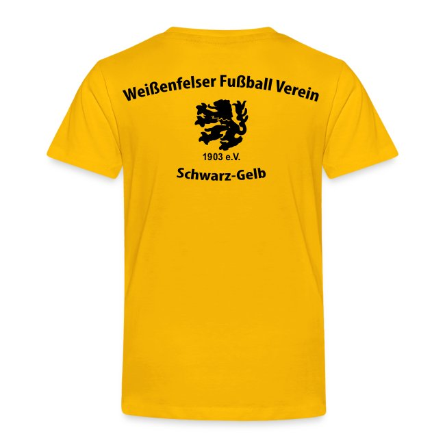 WFV Fan-Shirt für Kinder