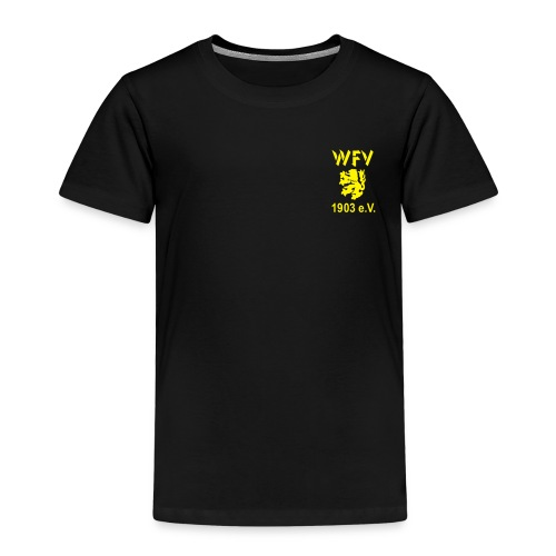 WFV Fan-Shirt für Kinder  - Kinder Premium T-Shirt