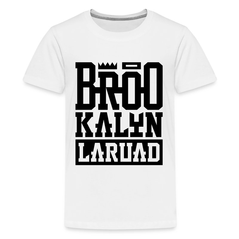 15 - T-shirt Premium Ado