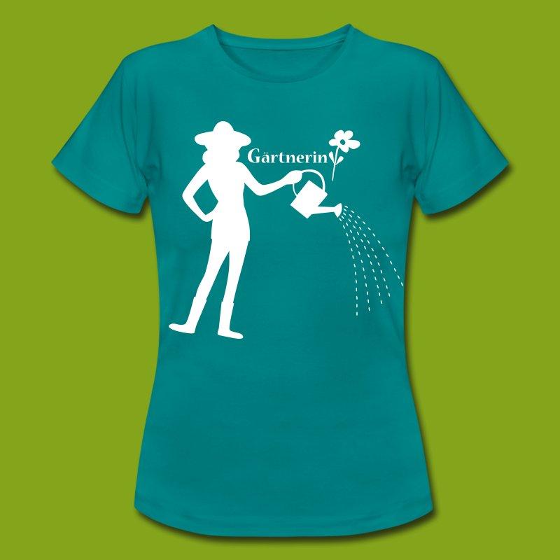 Gärtnerin - Frauen T-Shirt