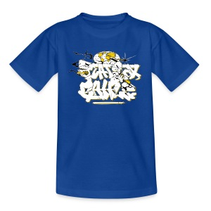 Kids Shirt: Graffiti - Kids' T-Shirt