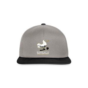 Baseball Cap: Dove of Peace - Snapback Cap