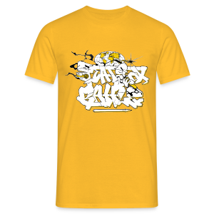 T-Shirt: Graffiti - Men's T-Shirt