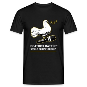 T-Shirt: Dove of Peace - Men's T-Shirt