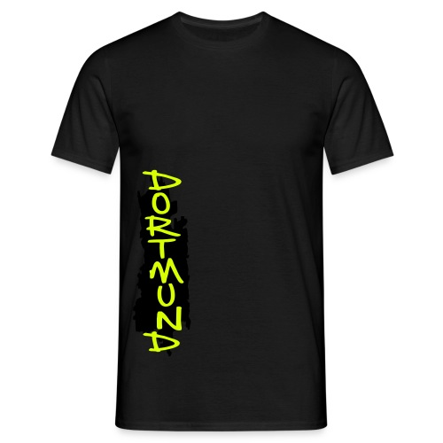 Dortmund Side Style - Männer T-Shirt