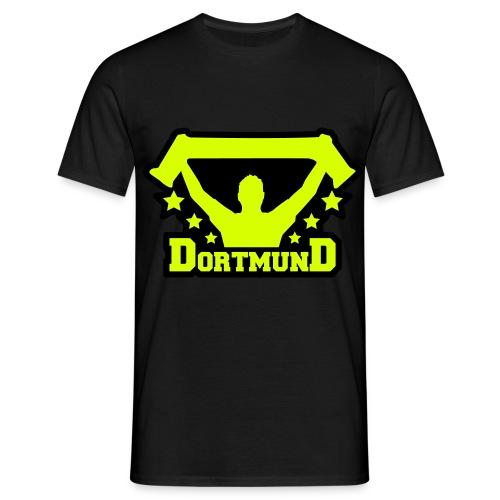 Dortmund Boy Black - Männer T-Shirt