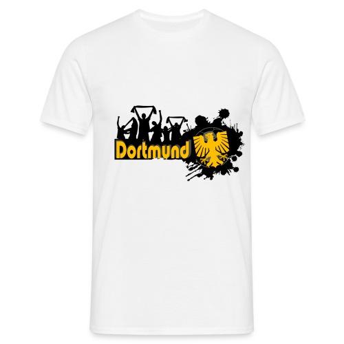 - Leidenschaft White - Männer T-Shirt