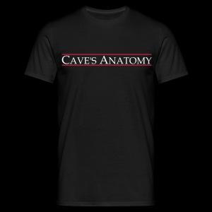 Maglietta da uomo - cavers,gadget,gift,maglietta,regalo,speleo,speleologia