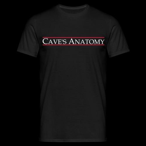 Maglietta da uomo - speleologia,speleo,regalo,maglietta,gift,gadget,cavers