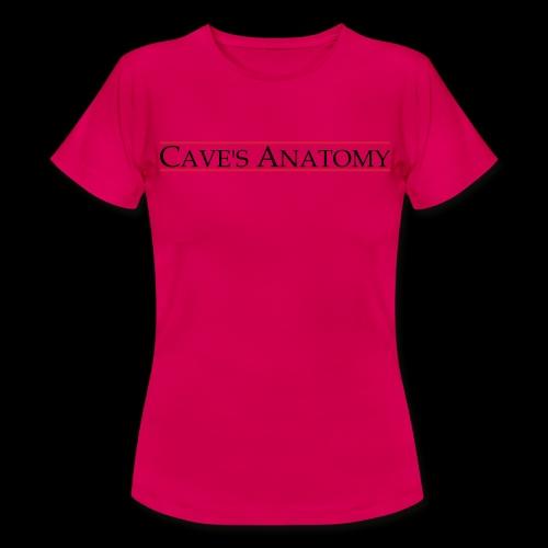 Maglietta da donna - speleologia,speleo,regalo,maglietta,gift,gadget,cavers
